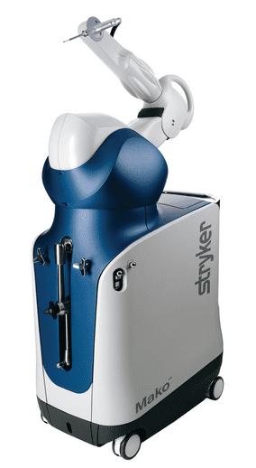 Mako robotic knee replacement